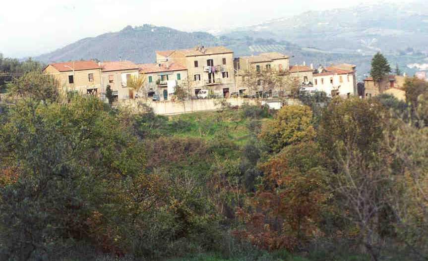 Intervento di mitigazione del rischio frana dell'abitato di Monterubiaglio. Presentazione del progetto