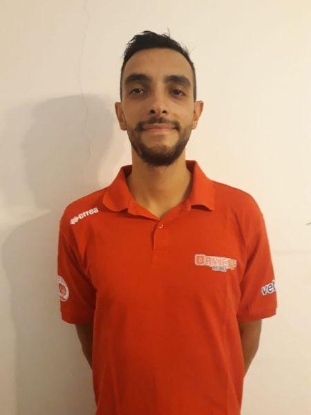 Francesco Olivieri nuovo responsabile del settore giovanile e nuovo giocatore della prima squadra