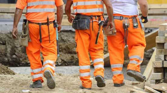 Grande lavoro delle squadre stradali della Provincia dopo la tromba d'aria nell'Orvietano