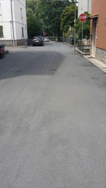 Fibra ottica a Ciconia e comprensorio, iniziati i lavori di ripristino del manto stradale