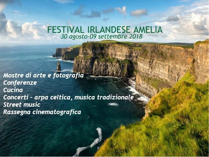 Ad Amelia conto alla rovescia per il Festival Irlandese