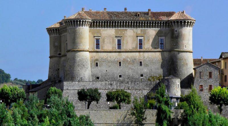 """Bartolomeo d'Alviano e Donna Olimpia Pamphili raccontati ad Alviano per """"Castello in fiore"""""""