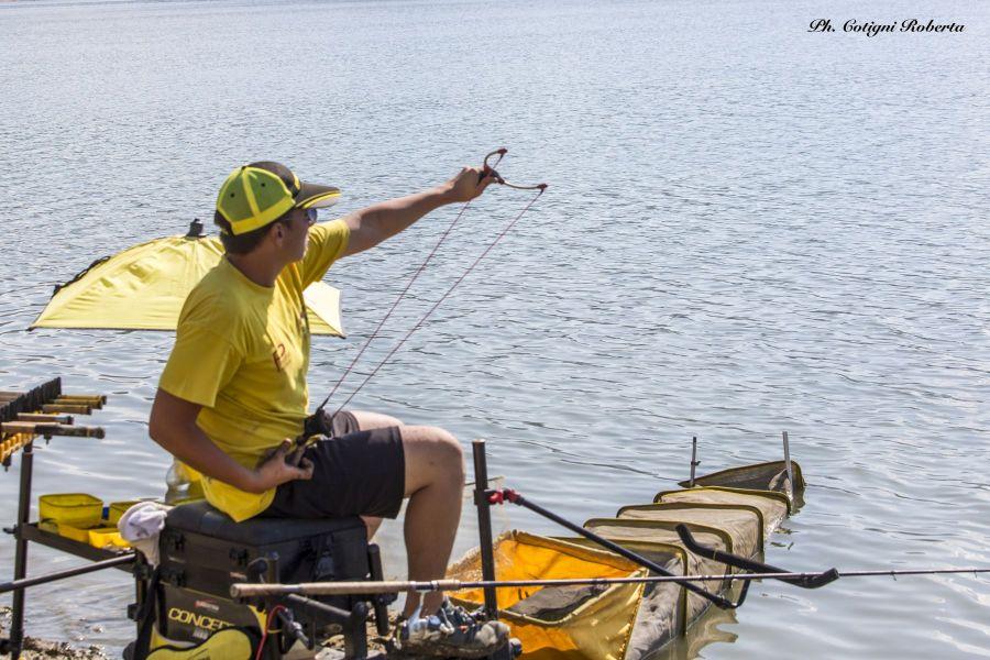 Sulle sponde del Lago di Corbara disputata 3^ e 4^ prova del Club Azzurro Giovani di Pesca al Colpo 2018