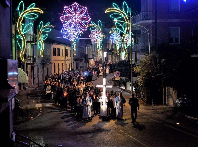 Si chiude la Festa della Madonna Addolorata a Allerona scalo