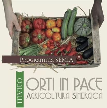 Merenda all'orto con l'Associazione Il Ginepro e l'agricoltura sinergica