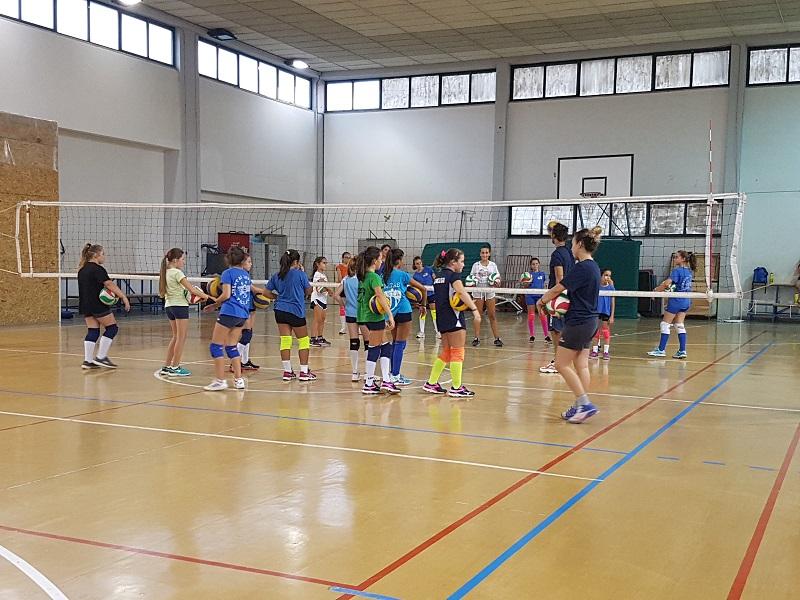 Orvieto Volley Academy presenta i nuovi coach, pronta ad affrontare la nuova stagione
