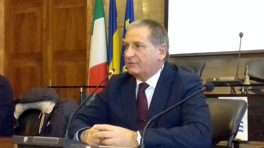 Strade, scuole, Palazzo del Gusto: il presidente della Provincia Giampiero Lattanzi fa il punto. Non risparmia frecciatine al Comune di Orvieto