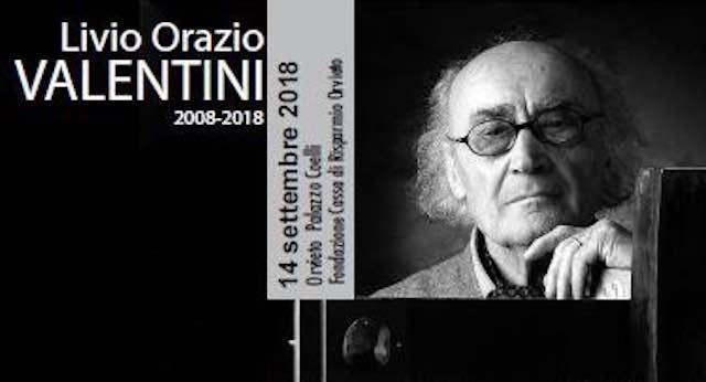 Nel decennale della morte a Palazzo Coelli si ricorda la figura dell'artista Livio Orazio Valentini