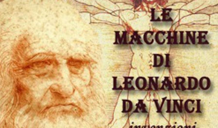 In mostra a Narni 40 macchine di Leonardo da Vinci