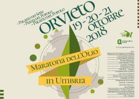 Orvieto si prepara ad accogliere Maratona dell'Olio 2018