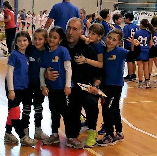 Far innamorare della pallavolo i bambini più piccoli, Orvieto Volley Academy propone due corsi di minivolley