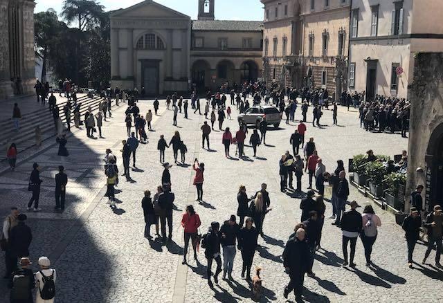 """Boom turisti dalla Russia a Orvieto +70%. L'esperto: """"Mercato ricco con alte potenzialità da sviluppare"""""""