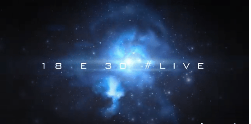 VIDEO – Nasce 18e30 #Live