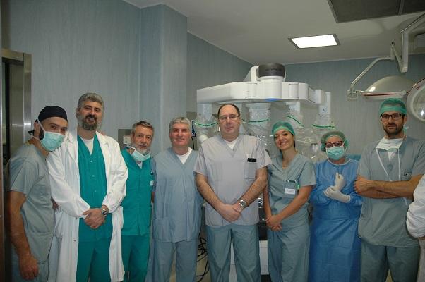 Alta specializzazione ed integrazioni tra ospedali