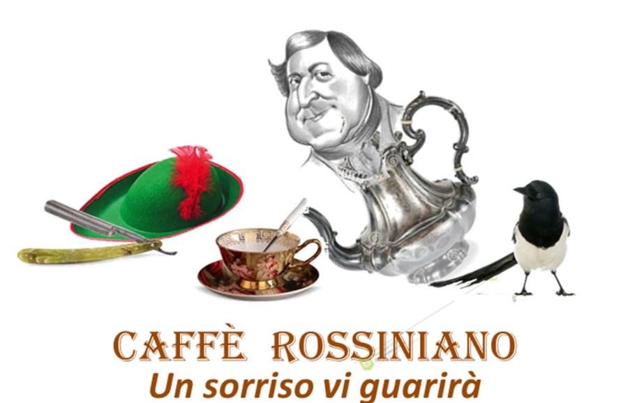 """""""Caffè Rossiniano. Un sorriso vi guarirà"""", con l'UniTre"""