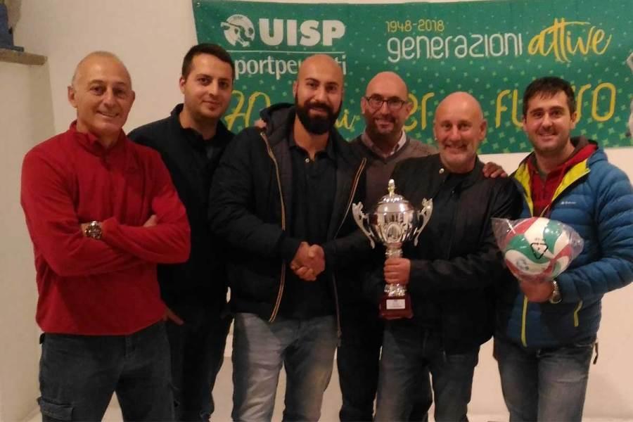 Pallavolo Uisp: resoconto Campionato Interregionale Misto 2018/2019