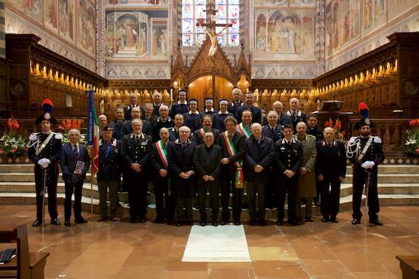 Ospitata in Duomo la Virgo Fidelis, patrona dell'Arma dei Carabinieri
