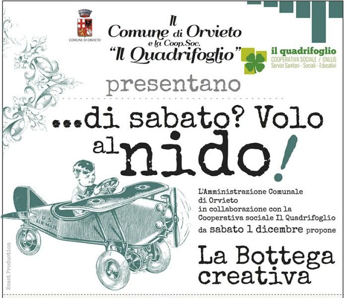 Ai Nidi di Orvieto anche di sabato. Il Comune di Orvieto amplia l'offerta per i più piccoli