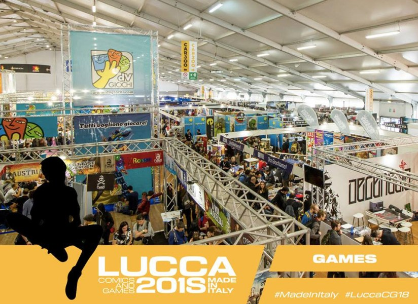 Anche Orvieto a Lucca Comics and Games