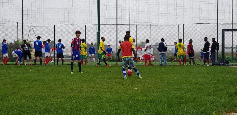 Al Vetrya Corporate Campus si gioca con la palla dell'inclusione e dell'accoglienza