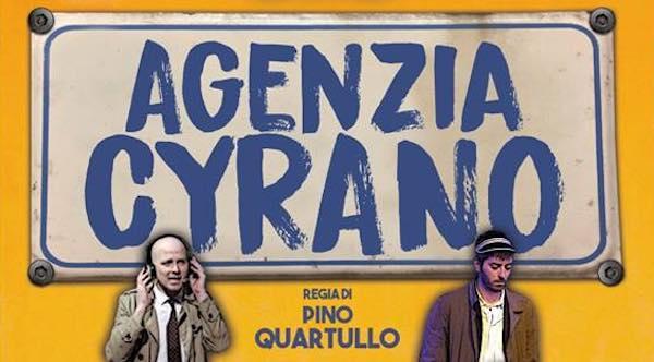 """Al Teatro Boni di Acquapendente va in scena la commedia """"Agenzia Cyrano"""" di Pino Quartullo"""