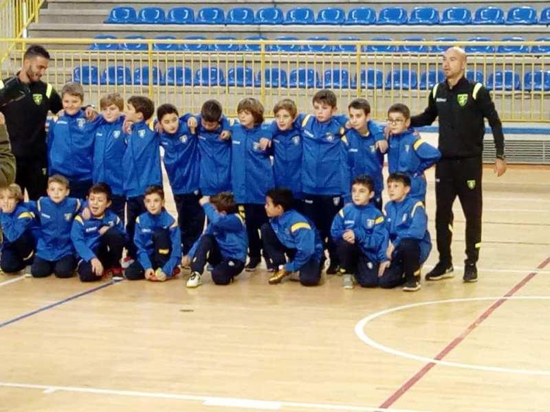 Polisportiva Real Azzurra Grotte di Castro organizza la Festa della Scuola calcio presso il Palazzetto dello Sport di Acquapendente