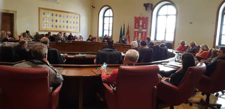 Sottoscritto manifesto d'intenti per il contratto del Lago di Bolsena, fiume Marta e costa tirrenica di Tarquinia