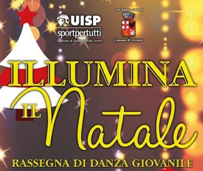 """""""Illumina il Natale"""" al Mancinelli rassegna Uisp di danza giovanile"""
