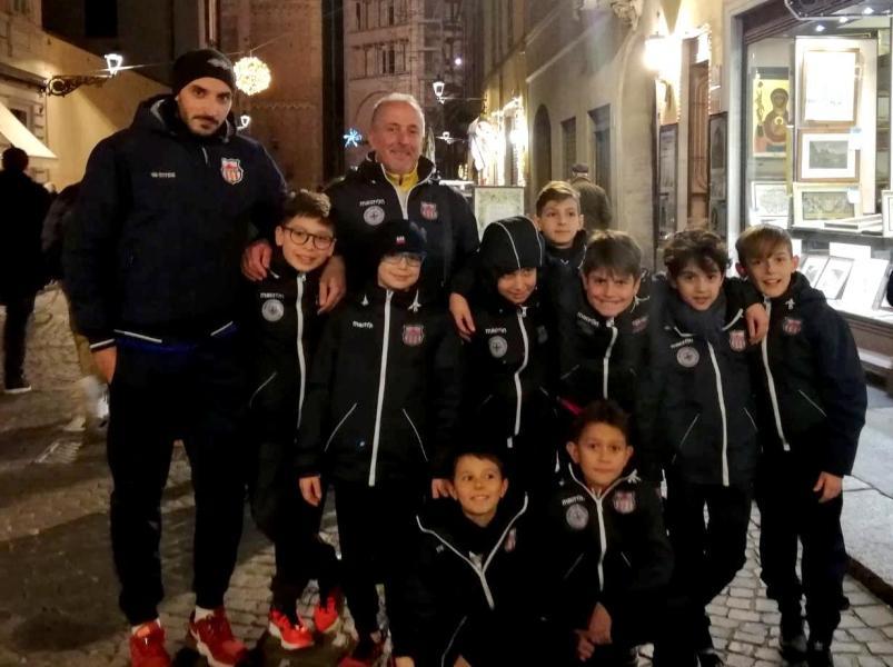 """Orvieto Fc, in trasferta a Parma i ragazzi del settore Giovanile. Falsaperna: """"Importanti occasioni di crescita"""""""