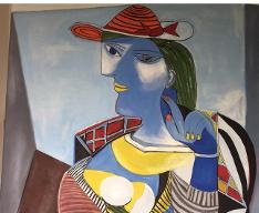 """""""Arti Visive-Pittura"""", le opere di Donato Catamo in Comune"""