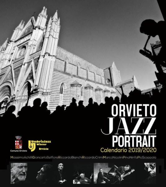 """Alla Biblioteca Comunale l'esposizione permanente della mostra """"OrvietoJazzPortrait"""""""
