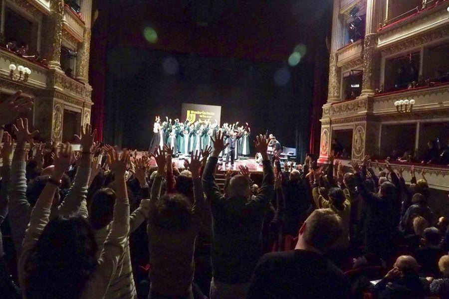 Grande successo per la 26° edizione di Ujw, superati 200mila euro di incasso per oltre 8mila biglietti venduti