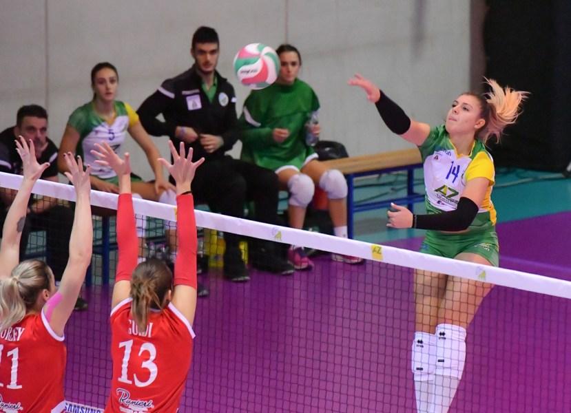 La Zambelli Orvieto mette da parte il campionato, Anna Venturini guarda alla coppa Italia