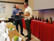 Assaggio guidato di oli d'oliva ad Acquapendente con Bruno Cirica