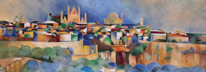 """""""Oltre la cortina. L'arte di Jan Macko tra Praga e Orvieto"""""""