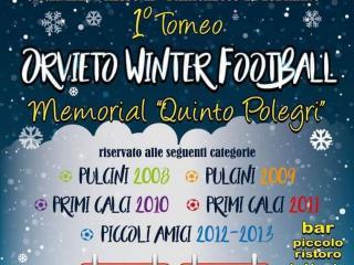"""Termina alla grande il primo Torneo """"Orvieto Winter Football"""""""