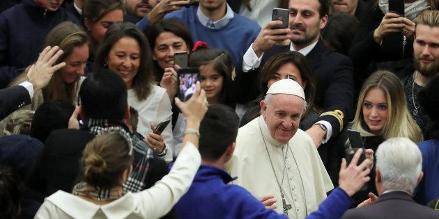 Se i problemi si affrontano con « cuore buono» si trovano buone soluzioni. Ce lo ricorda papa Francesco