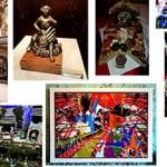 """Boom di visitatori ai """"Presepi nel Borgo"""" a Benano"""