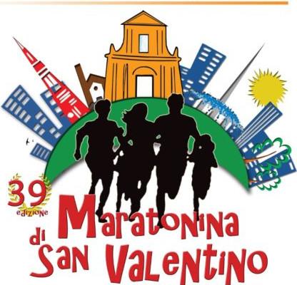 A Terni è pronta a partire la 39A Maratonina di San Valentino, 15° Memorial Guglielmo Tessicini