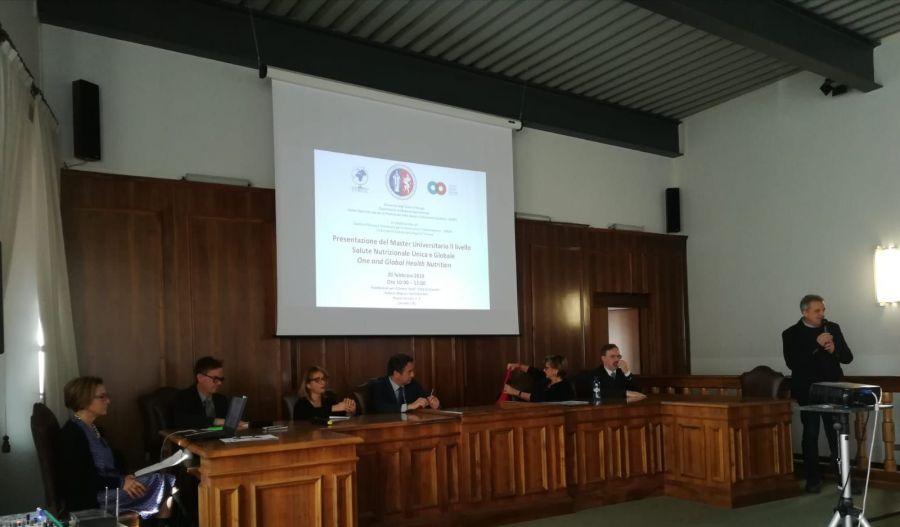 """Orvieto punta sull'alta formazione, al via il master di secondo livello """"Salute Nutrizionale Unica e Globale"""" al Csco. Nuove opportunità di utilizzo anche per la ex Caserma Piave"""