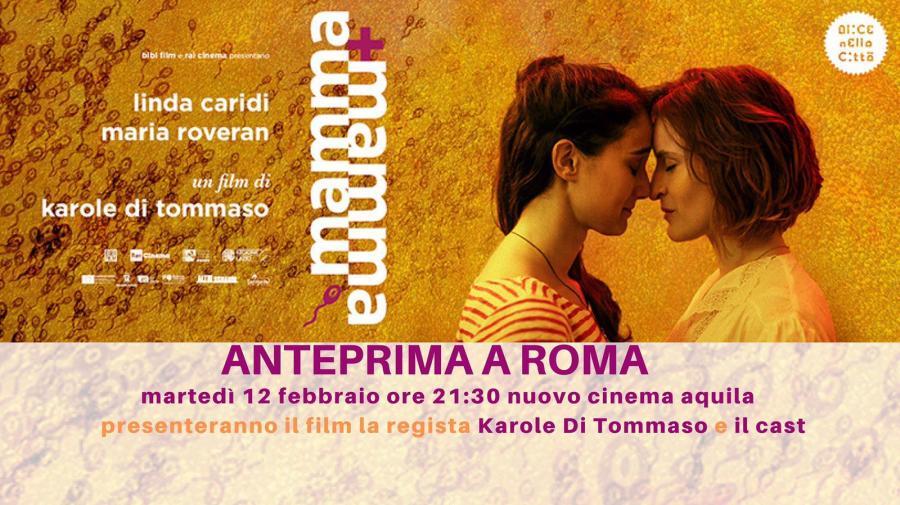 """""""Mamma + Mamma"""", il nuovo film scritto da Chiara Atalanta Ridolfi"""