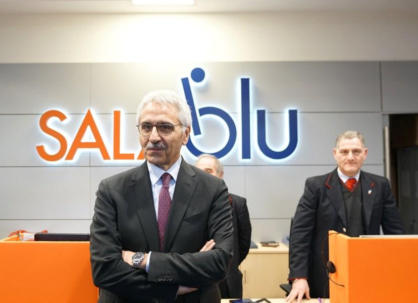 Rfi presente l'app Sala Blu, dedicata alle persone con disabilità e a ridotta mobilità
