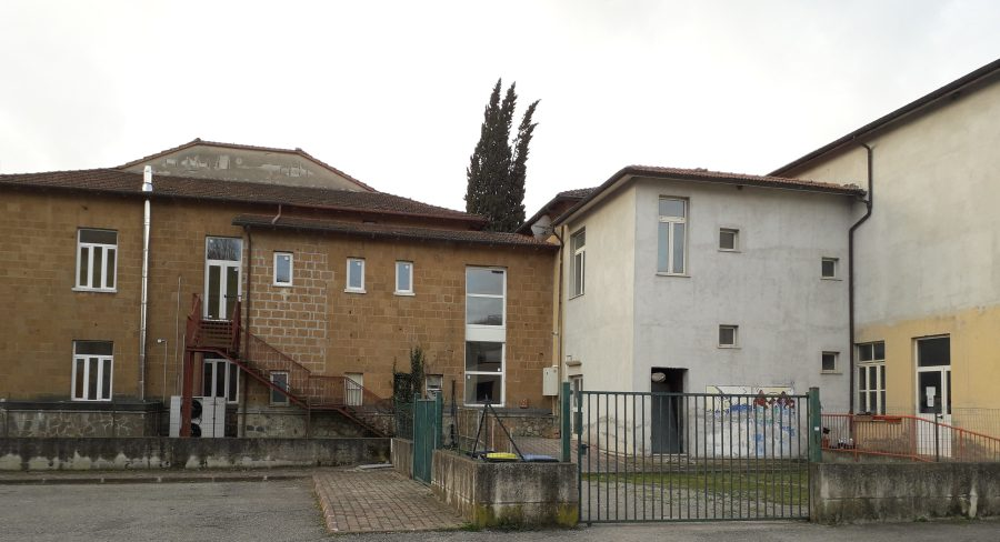 """""""Durante e Dopo di Noi"""": l'ex scuola elementare di Allerona ospiterà un centro residenziale diurno"""