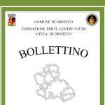 Si presenta il Bollettino sulla situazione economica e sociale dell'Area Orvietana
