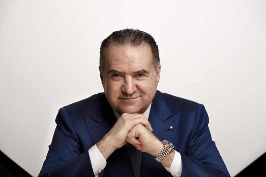 Il presidente di Vetrya Luca Tomassini, nominato Grande Ufficiale della Repubblica Italiana