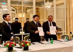 Italia-Cina, Regione Umbria firma accordi per promozione e marketing turistico