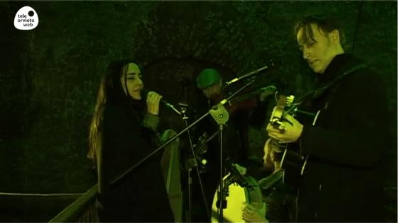 VIDEO – St.Patrick's Day .. Il concerto in fondo al Pozzo