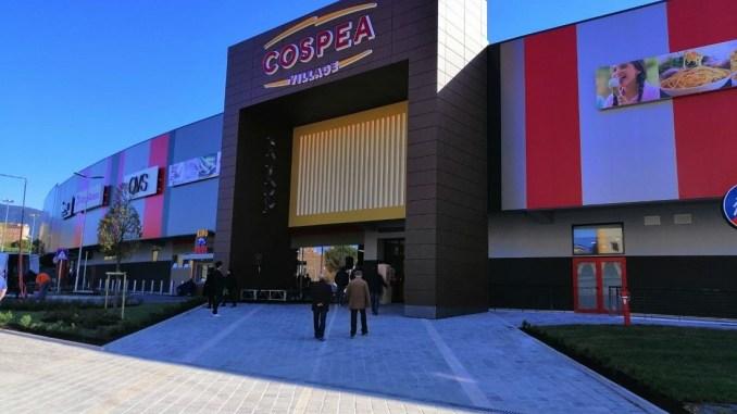 Grande partecipazione per l'apertura del Cospea Village di Terni, tra animazione e intrattenimento