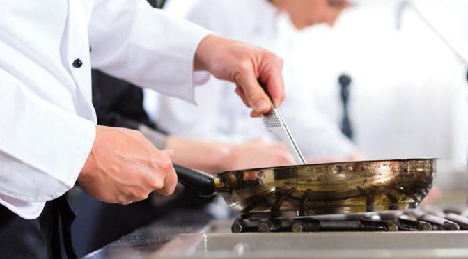 A Scuola con Gusto, Show Cooking con l'Istituto Alberghiero Luca Coscioni