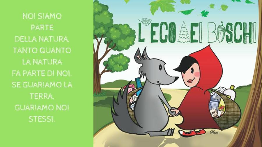 A Narni parte una nuova stagione Eco dei Boschi, presso le aree Moricone e Schifanoia